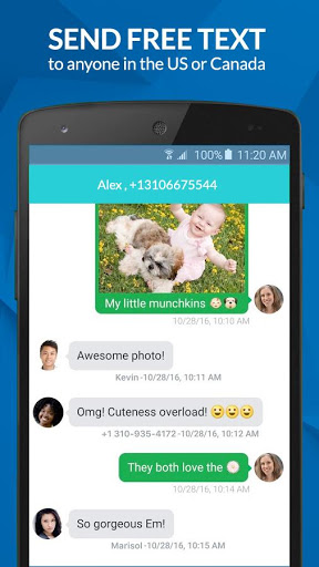 trutext by TruConnect 1.4.7 screenshots 1