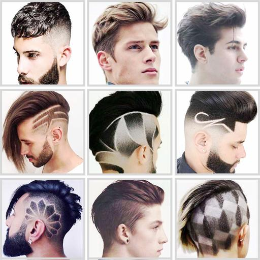 Boys Men Hairstyles and boys Hair cuts 2018 icon