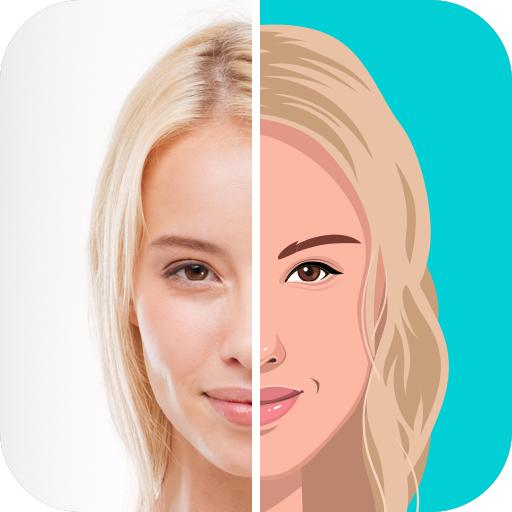 Mirror Emoji Keyboard & Sticker Maker icon