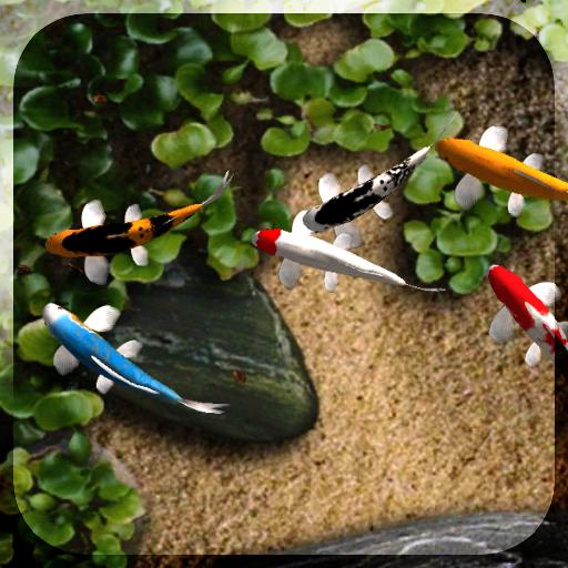 Koi Free Live Wallpaper App For Windows 10