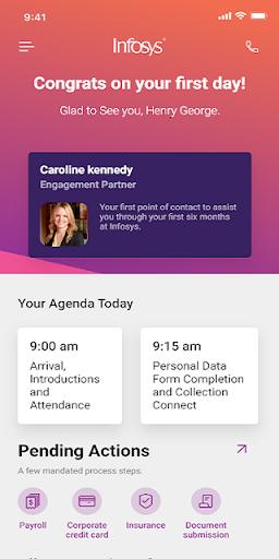 Infosys Launchpad Global 2.0.35 screenshots 1