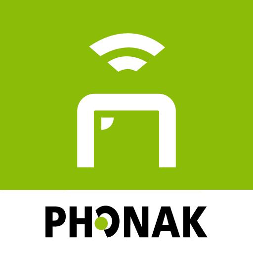 Phonak Remote icon