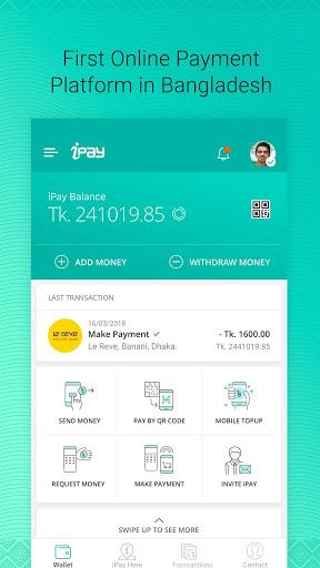iPay – Bangladesh screenshots 1