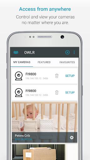 Amcrest IP Cam Viewer by OWLR 2.7.16 screenshots 2