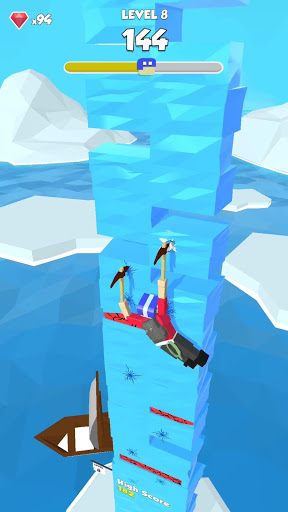 Crazy Climber 1.0.3 screenshots 1