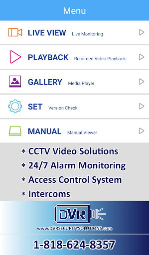 DVR Security Solutions 3.0.11 screenshots 2