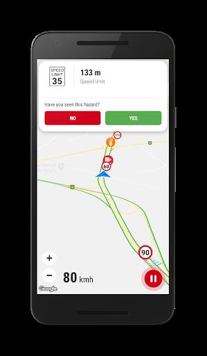 Speed Camera Radar 3.1.8 screenshots 1