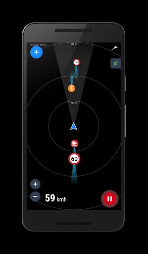Speed Camera Radar 3.1.8 screenshots 2