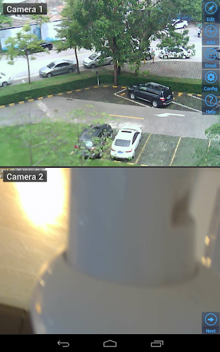 Viewer for Security Spy cams 3.6 screenshots 1
