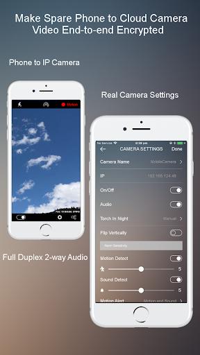 YouIPCams IP Security Camera App 1.0.38 screenshots 1