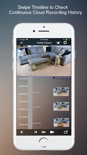 YouIPCams IP Security Camera App 1.0.38 screenshots 2